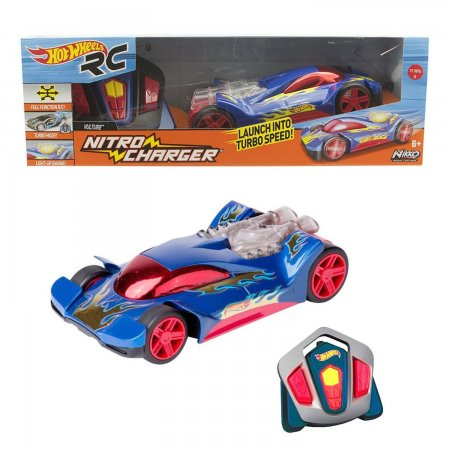 Hot Wheels Nitro Charger Uzaktan Kumandalı Araba Vulture 90480
