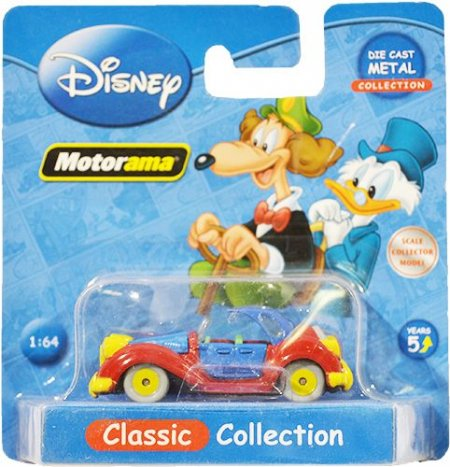 Disney Motorama Classic Collection 1:64