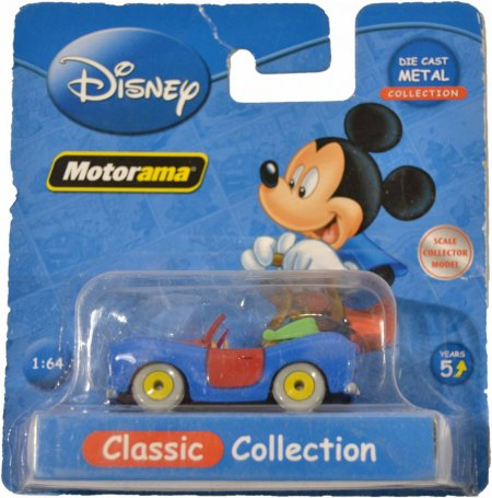 Disney Motorama Classic Collection 1:64 Mickey Mouse