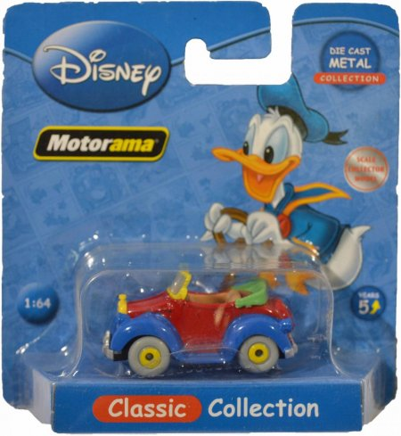 Disney Motorama Classic Collection 1:64 Donald Duck