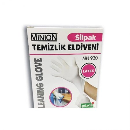 Silpak 10 Adet Eldiven - Medium