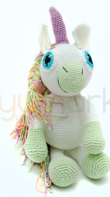 Amigurumi - Unicorn