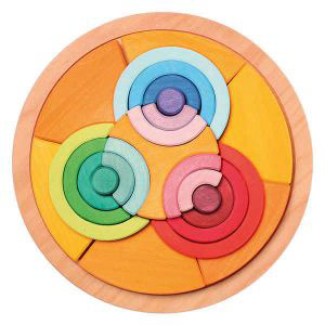 Grimms Creative Puzzle Crop Circle 43265