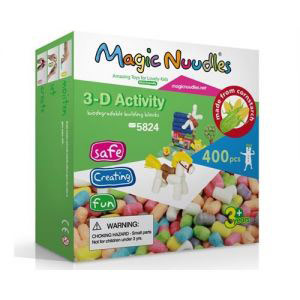 Magic Nuudles Activity 400 Parça Set 5824