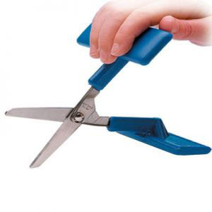 Push Down Table Top Scissors Makas