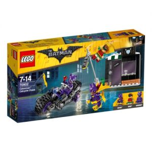 Lego Batman Movie Catwomam Motosiklet Takibi 70902