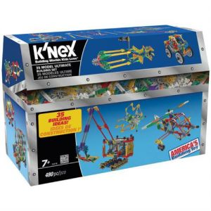 K'nex 35 Farklı Ultimate Model Building Set 12418