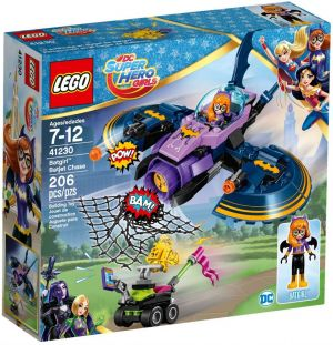 Lego 41230 Dc Super Hero Girls  Batgirl Batjet Takibi