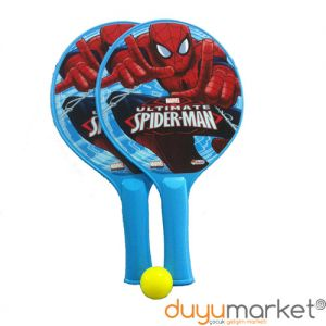 Spiderman Raket Seti