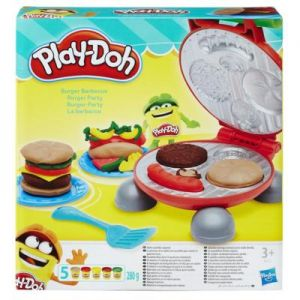 Play-doh Burger Seti B5521