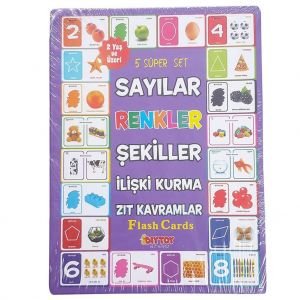 Flash Cards Super Set