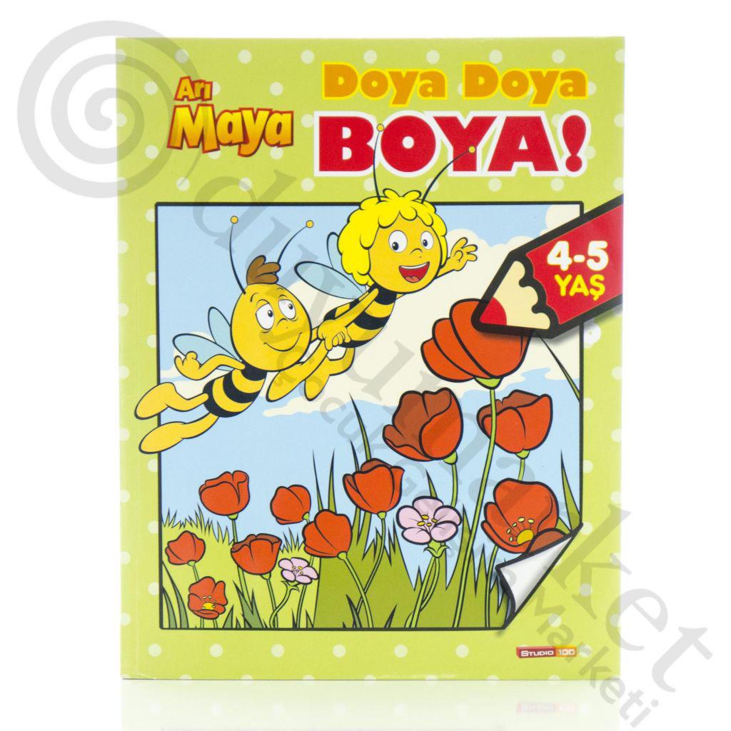 Doya Doya Boya Arı Maya 4 5 Yaş