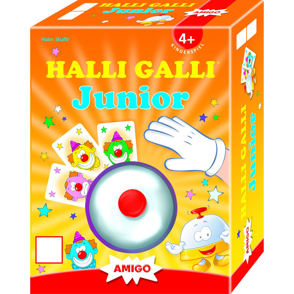 Halli Galli Junior Spielregeln