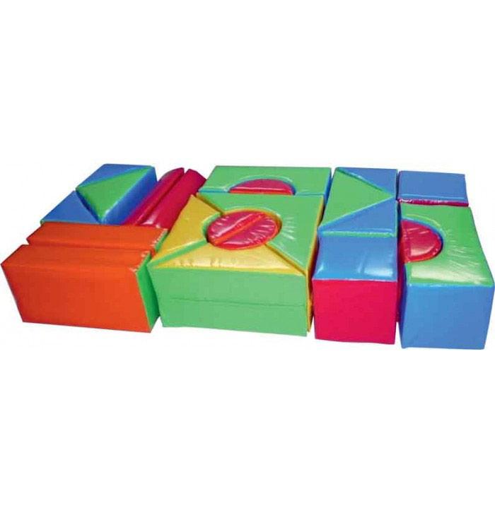 Sünger Büyük Blok Parçalar Ge 232 (21 Adet)