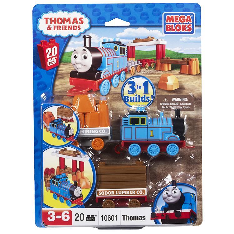 Mega Bloks Thomas Ve Arkadaslari Thomas Tren Vagonu 10601