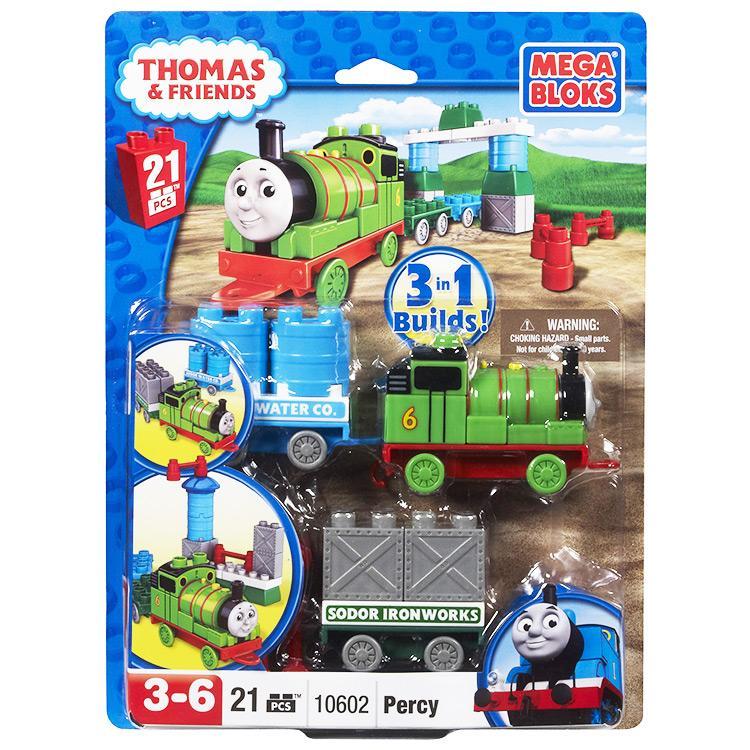 Mega Bloks Thomas Ve Arkadaslari Percy Tren Vagonu 10602