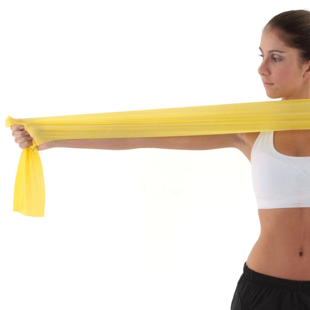 Thera Band Egzersiz Plates Bandı Sarı 1,5 Metre