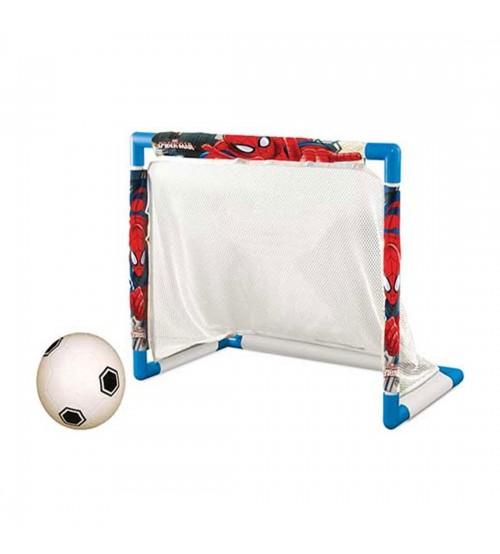 Dede Spiderman Futbol Set