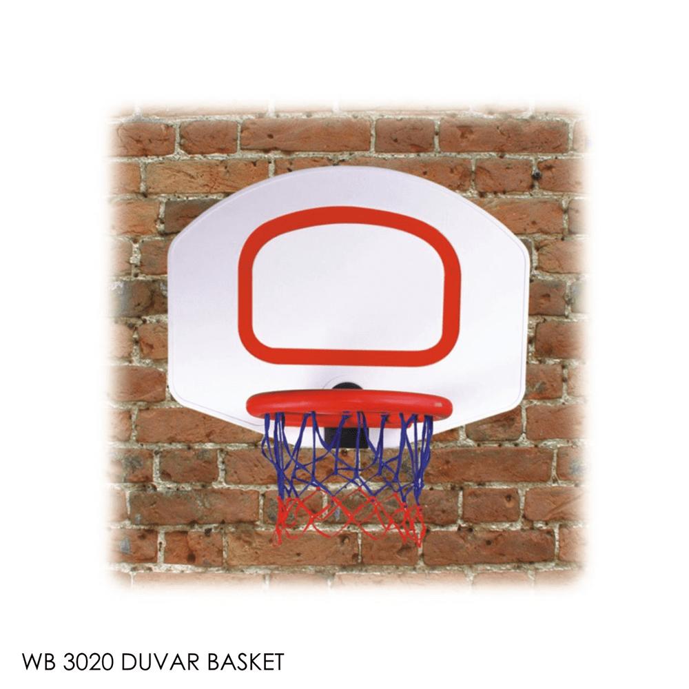 Wb 3020 Duvar Basket Potası