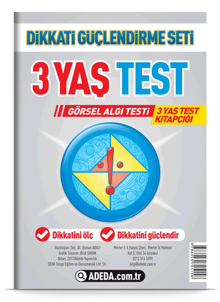 Dgs Test 3 Yaş
