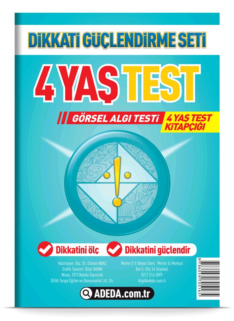 Dgs Test 4 Yaş