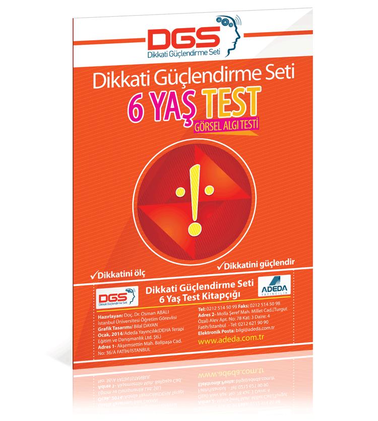 Dgs Test 6 Yaş