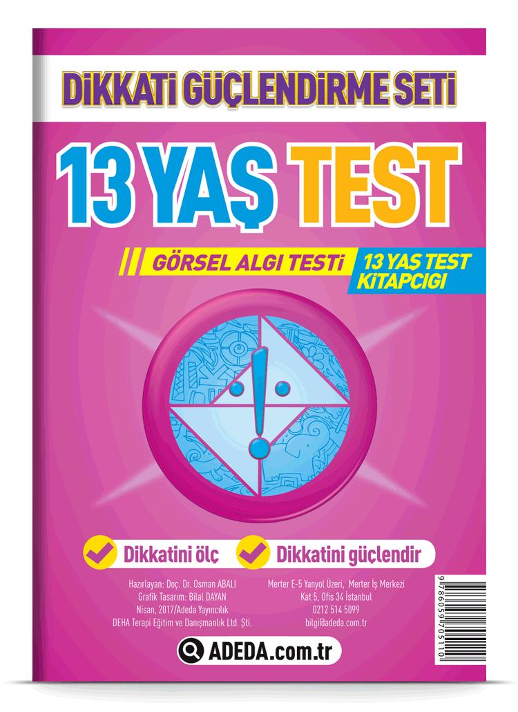 Dgs Test 13 Yaş