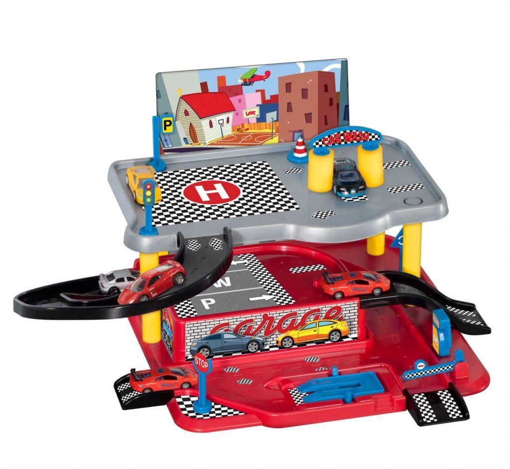 2 Katlı Garaj Oyun Seti 03067