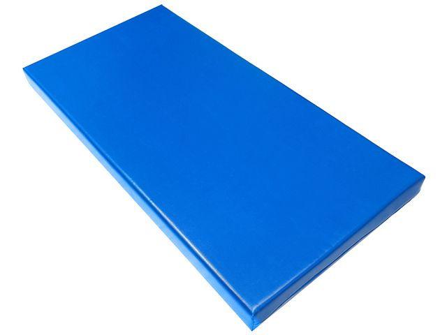 Jimnastik Minderi Mavi 120x60x5 Cm
