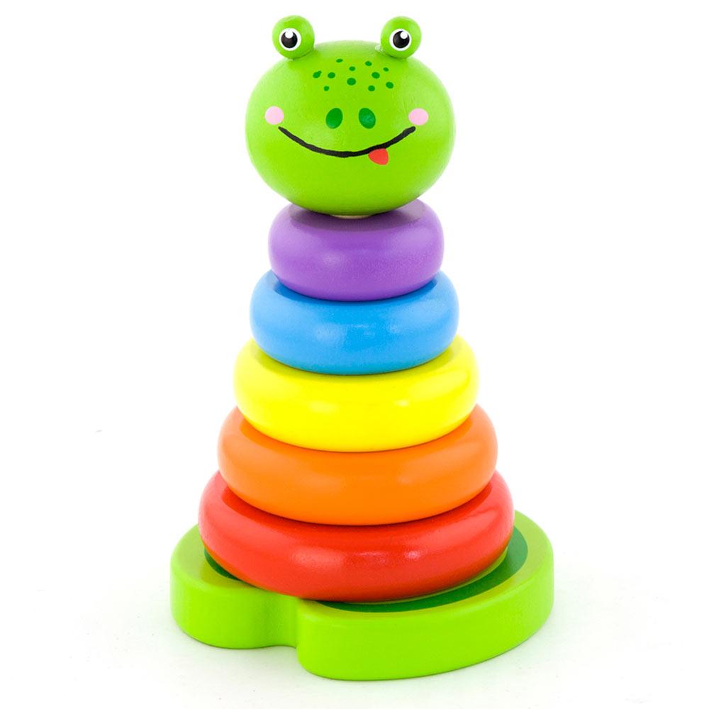 Viga Toys Kurbağa Sıralama Vg 50258