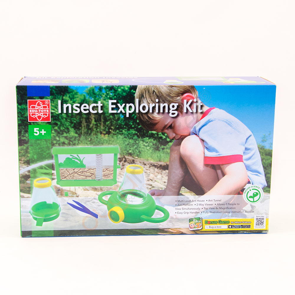 Böcekleri İnceleme Seti