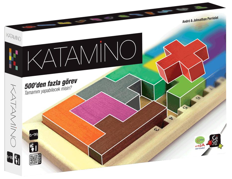Katamino 6-99 Yaş