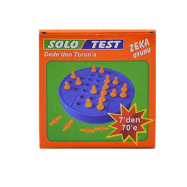 Solo Test Oyunu