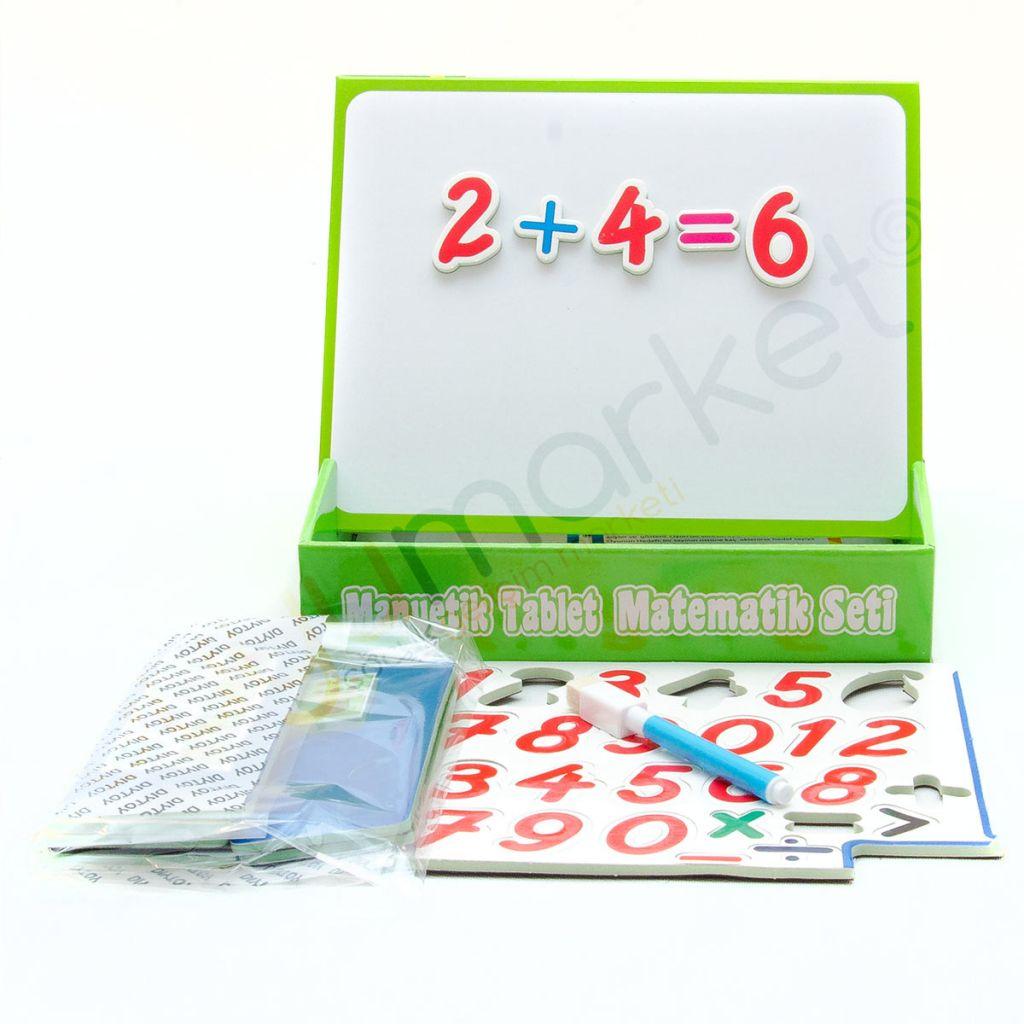 Manyetik Tablet - Yazı Tahtası Matematik