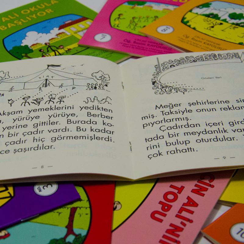 Cin Ali Hikaye Kitapları Serisi 10 Kitap