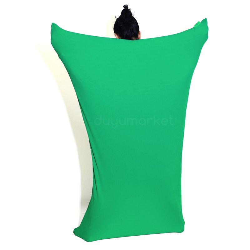 Body Socks Beden Çorapları Medium - Yeşil