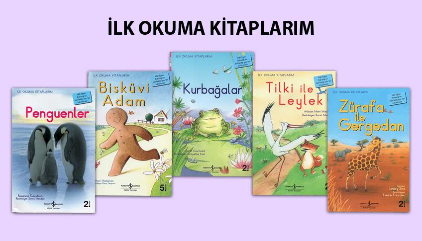 ilk okuma kitaplarım