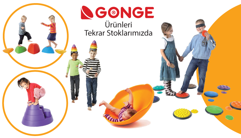 Gonge ürünleri tekrar stoklarımızda